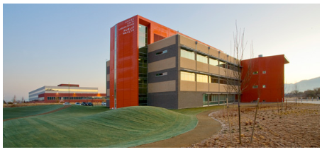 Image of the Utah Public Health Lab Building
